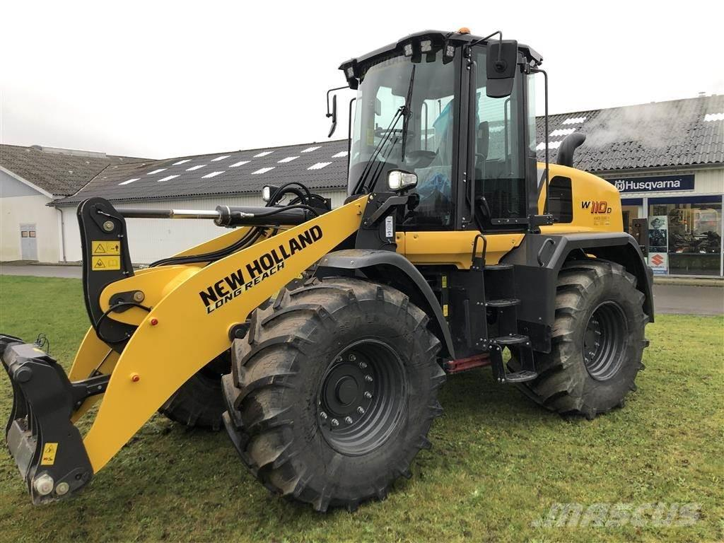 New Holland W110D LR