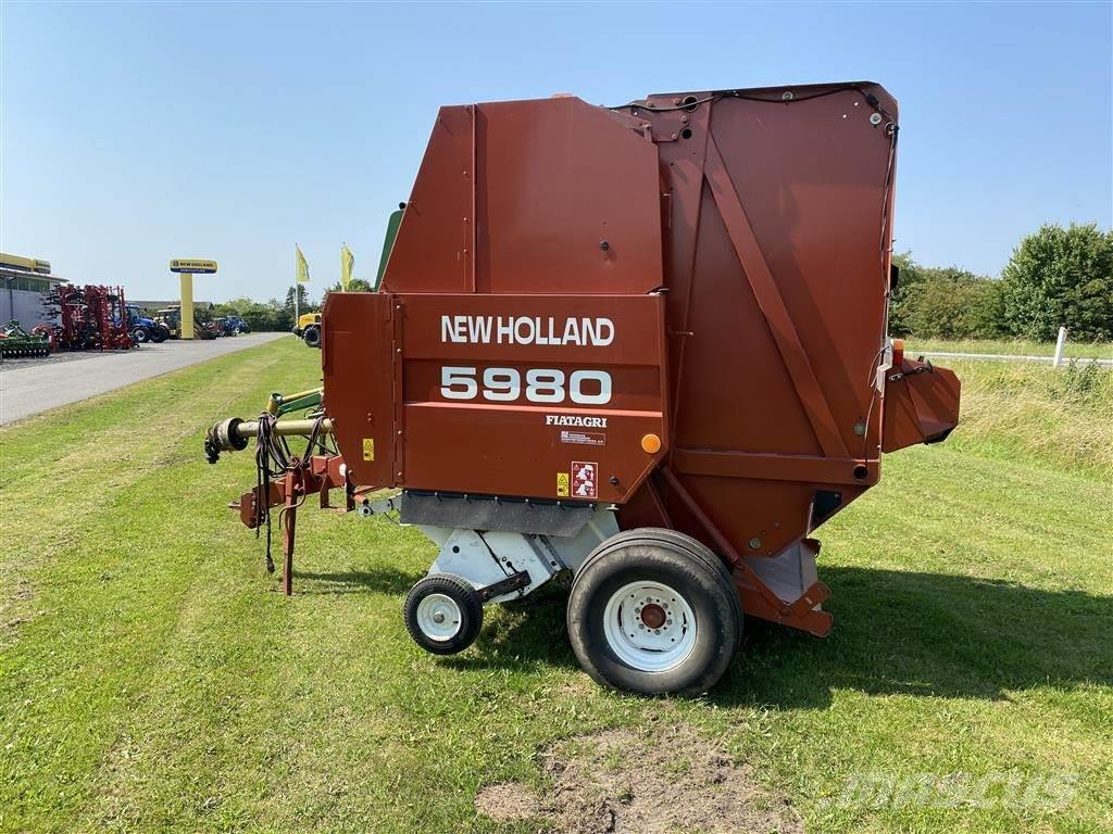 New Holland 5980 Cropcutter