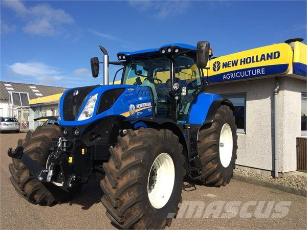New Holland T7.270 Auto Command Tier 4B