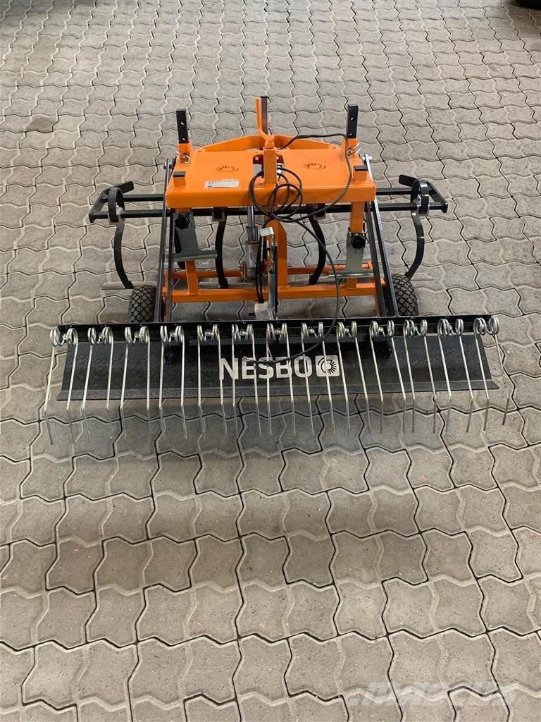 Nesbo miljørive - Demo maskine
