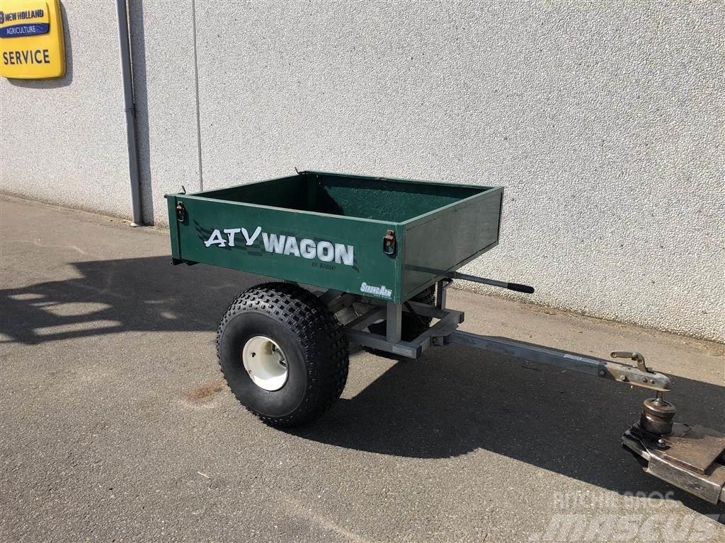 [Other] ATV vogn med tip, mekanisk