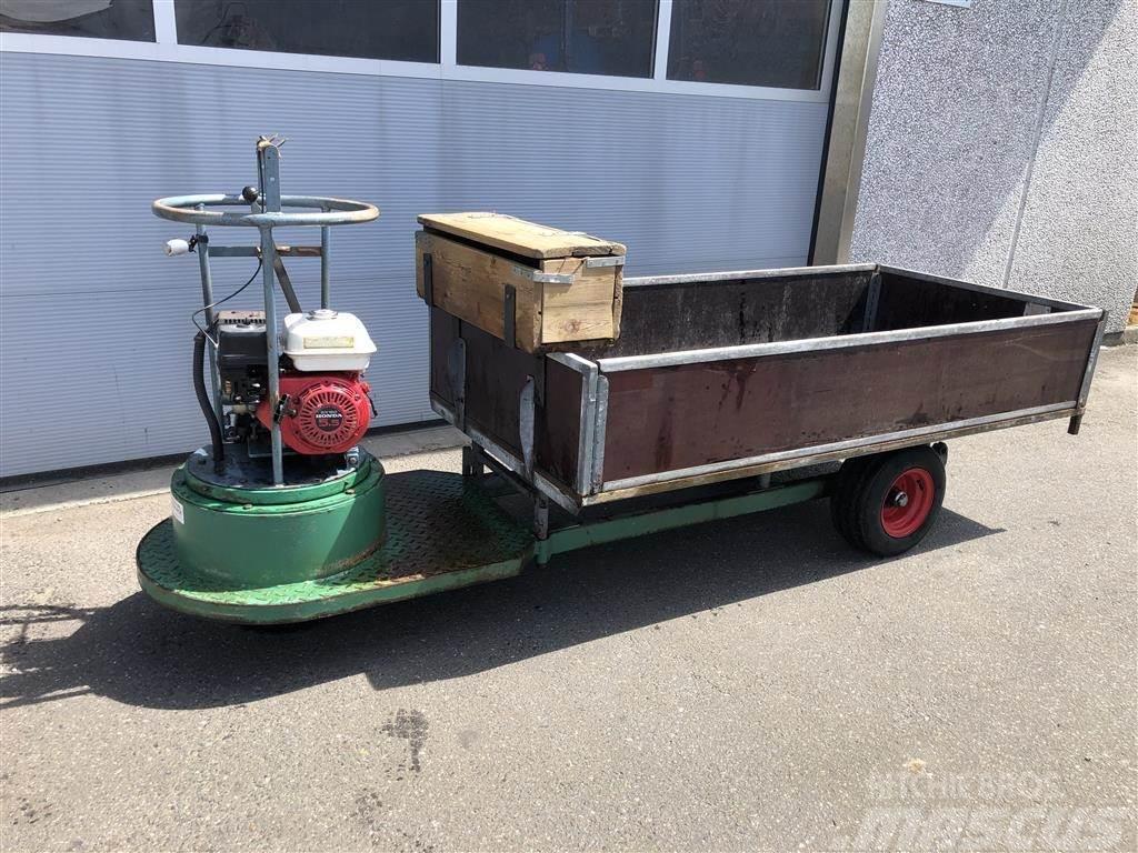 [Other] AF Benzin truck Med stor kasse