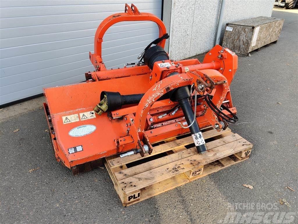 Ortolan T30-160 NYE SLAGLER - Front & bagmontering