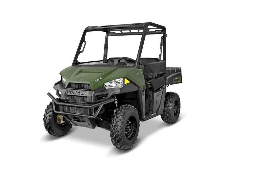 Polaris RANGER 570 EFI AWD traktor - inkl. forrude, bagrud