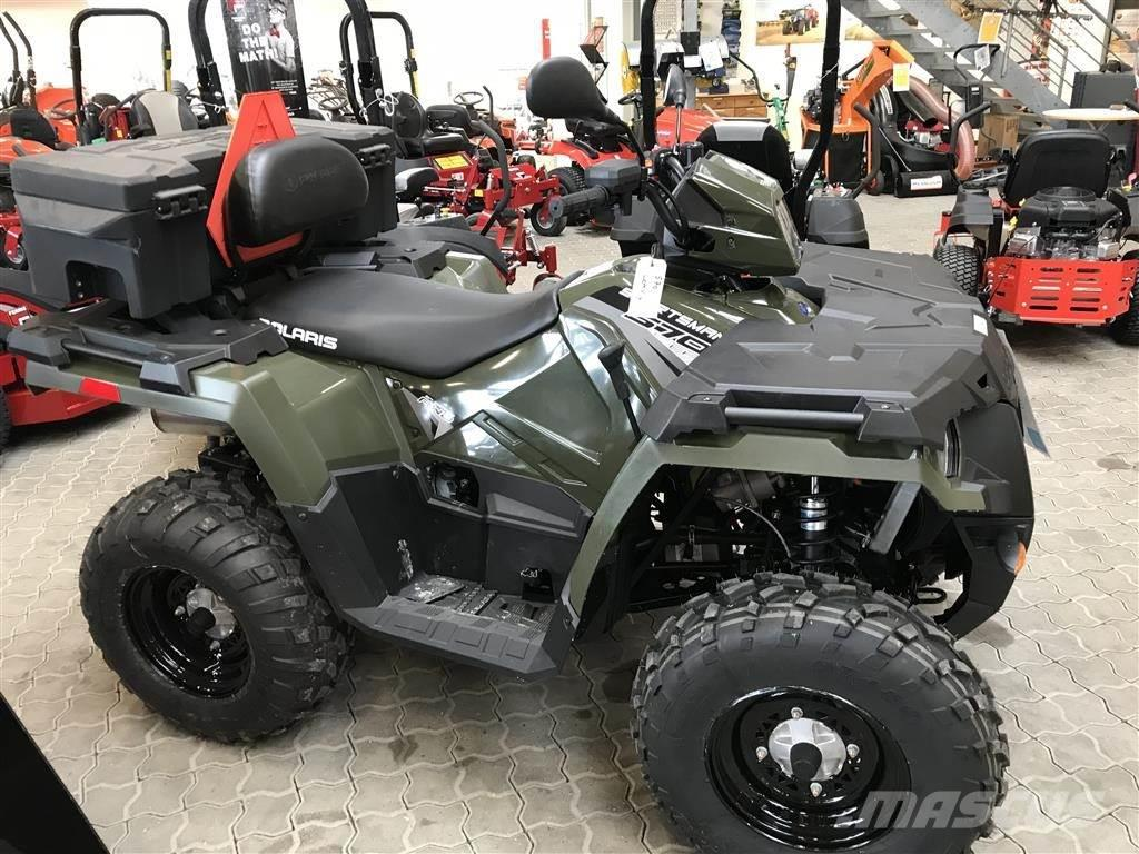 Polaris Sportsman 570 EFI EPS AWD