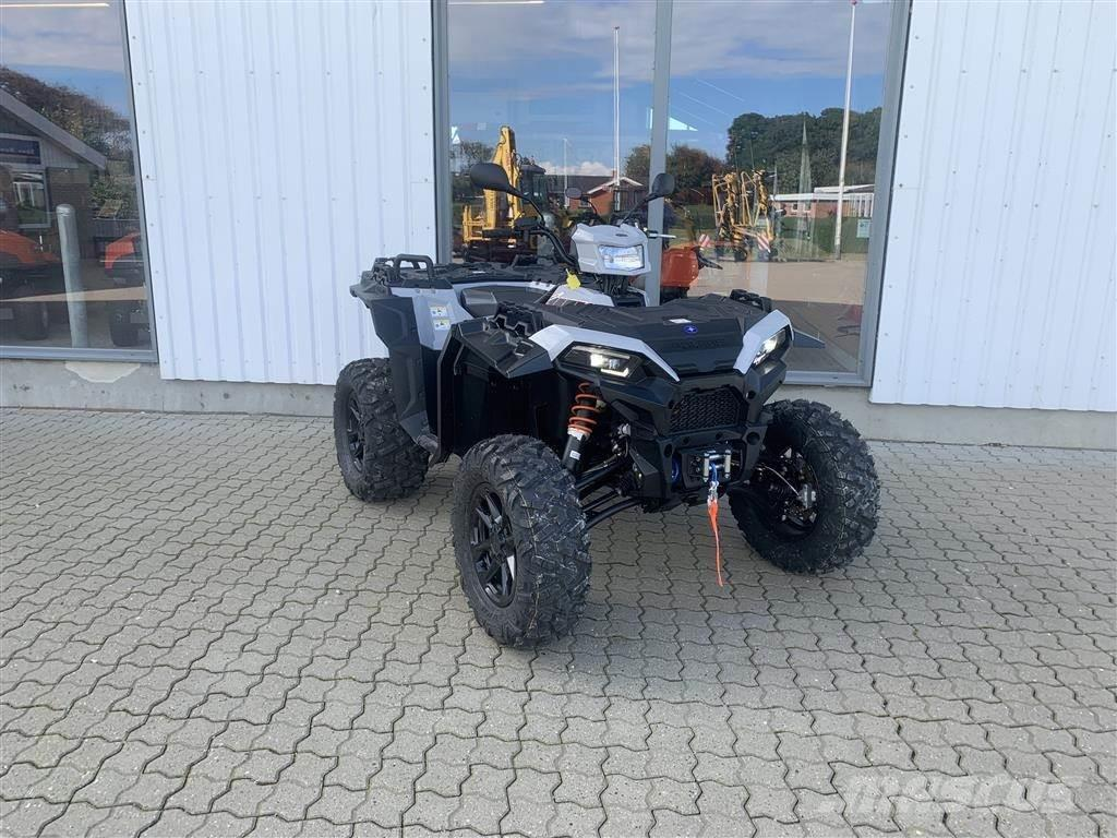 Polaris Sportsman 1000 XP (Traktor) 2021 MODEL! EN AF DK'S