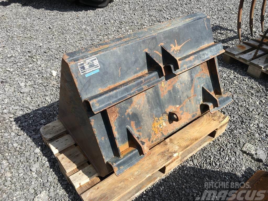 Schäffer Skovl 100 cm Original, kraftig, gl. fæste.