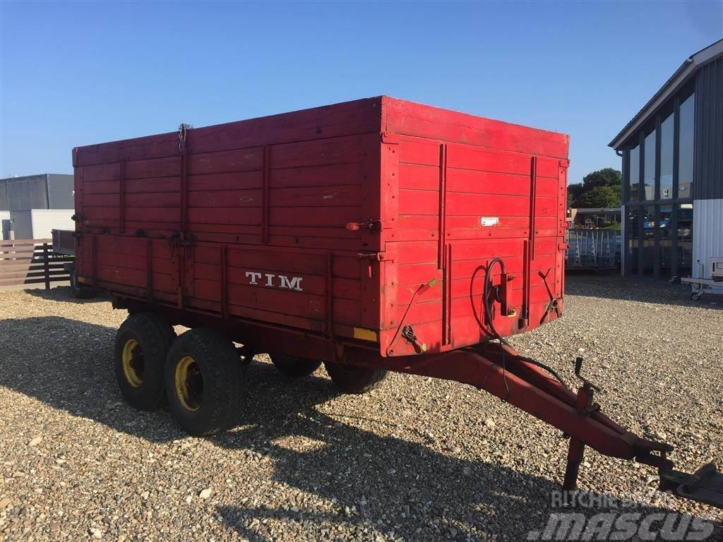Tim 7,5 ton m. boggie