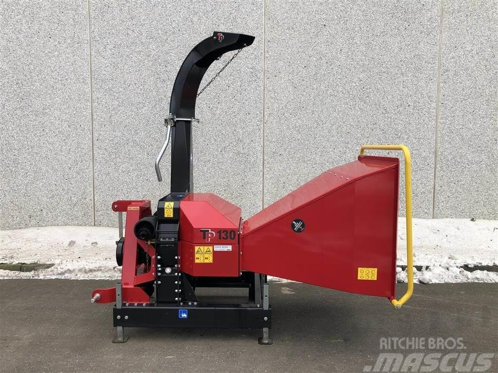 TP 130 PTO meget lidt brugt maskine