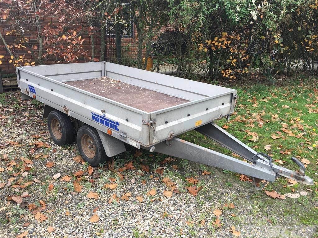 Variant 260 S1 750 kg. uden bremser
