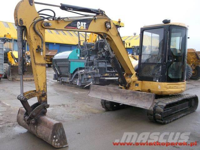 Caterpillar 305 CR 5ton