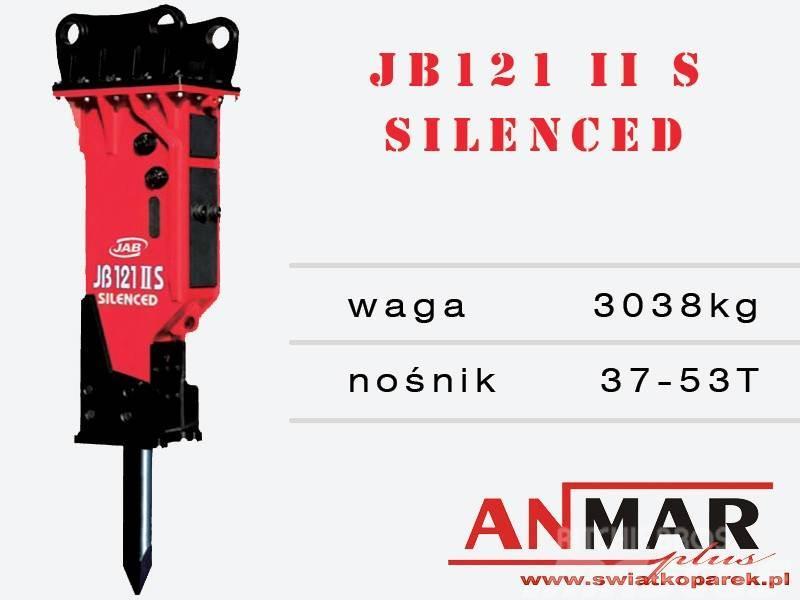 [Other] JAB JB121IIS NOWY MŁOT HYDRAULICZNY