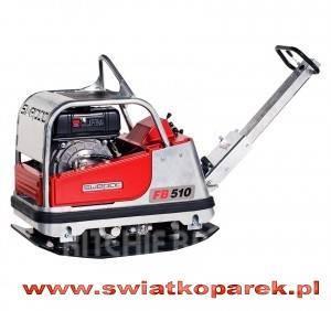 Swepac FB510 rewersyjna do gruntu
