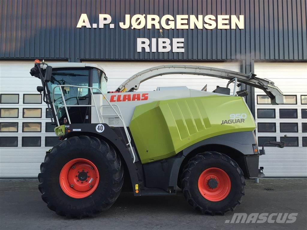 CLAAS JAGUAR 950 DYNAMIC POWER...