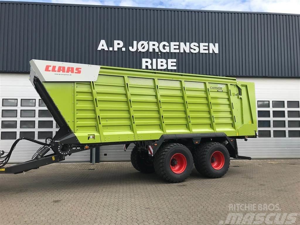 CLAAS Cargos 750 Trend