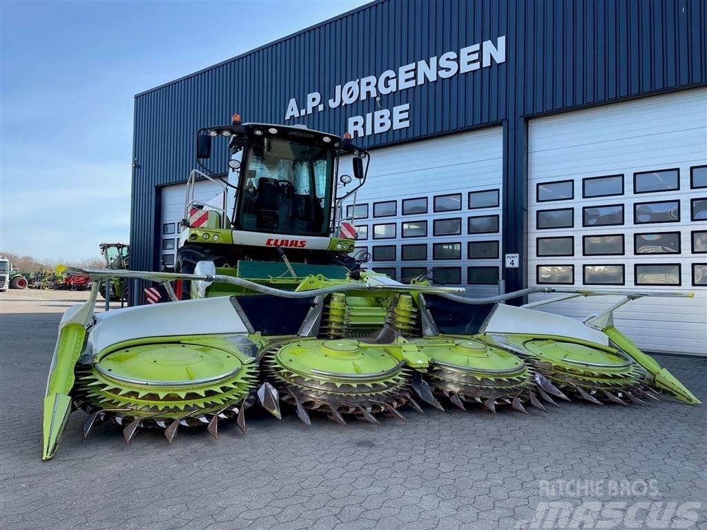 CLAAS JAGUAR 940 DYNAMIC POWER Orbis 600 & PU300