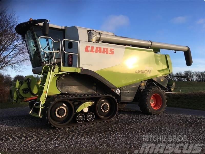 Claas LEXION 750 TERRA TRAC 890 mm bælter