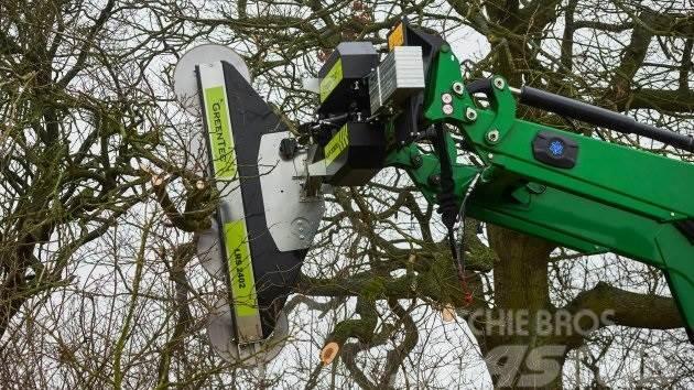 Greentec HXF 3302 Med LRS 2402 Grenklipper