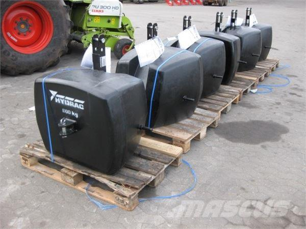 Hydrac 800 kg frontvægt