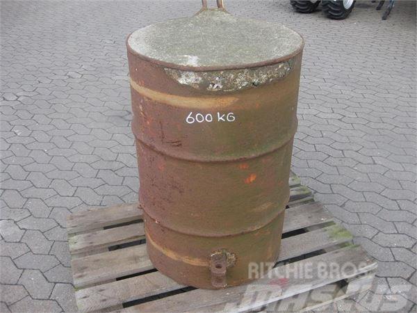 [Other] 600 kg Vægt