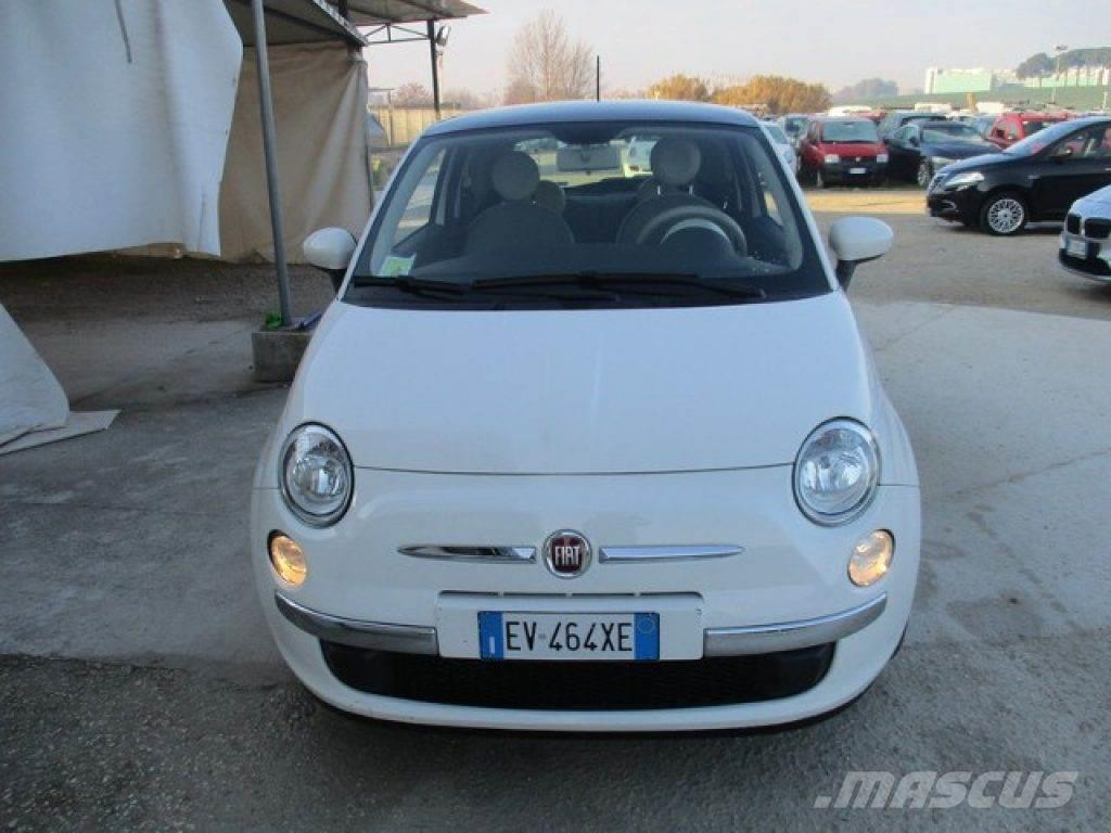 fiat 500 occasion prix 9 400 voiture fiat 500 vendre mascus france. Black Bedroom Furniture Sets. Home Design Ideas