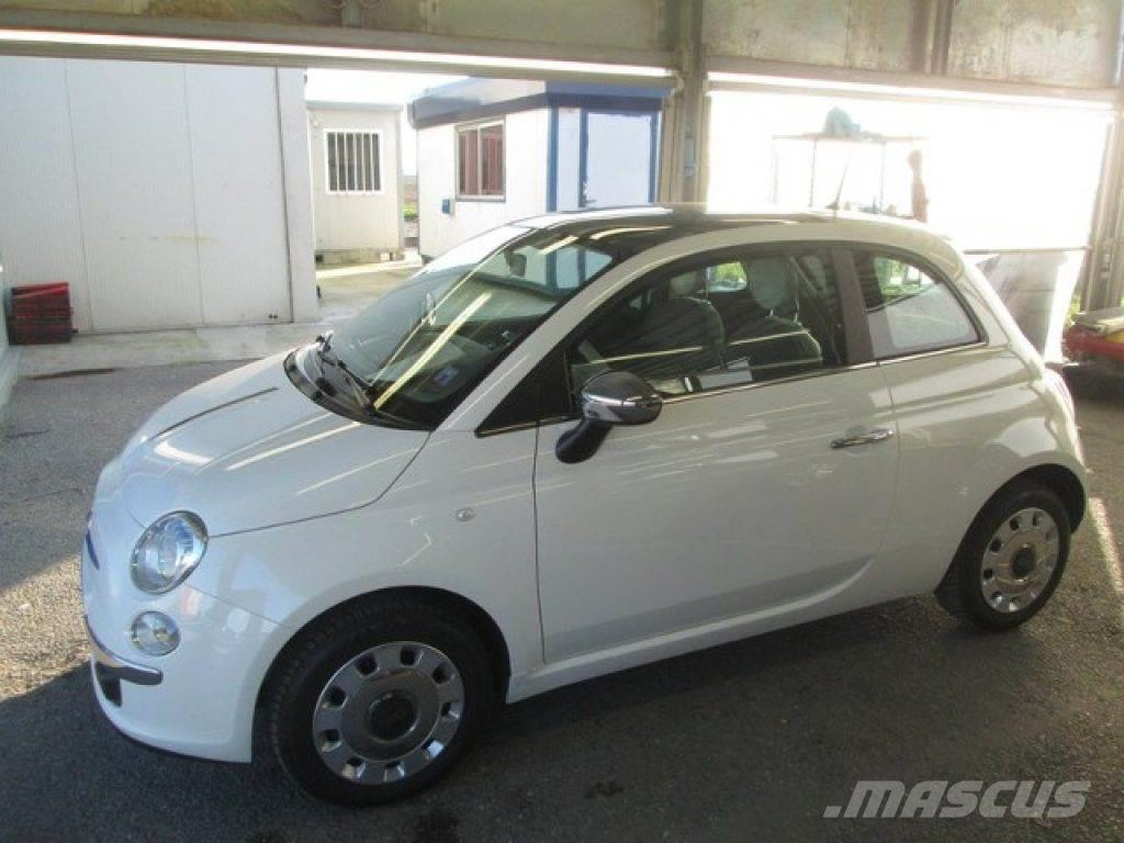used fiat 500 cars price 11 192 for sale mascus usa. Black Bedroom Furniture Sets. Home Design Ideas