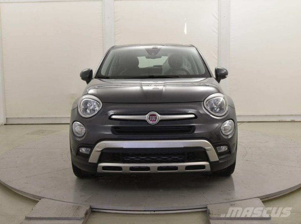used fiat 500x cars price 24 118 for sale mascus usa. Black Bedroom Furniture Sets. Home Design Ideas