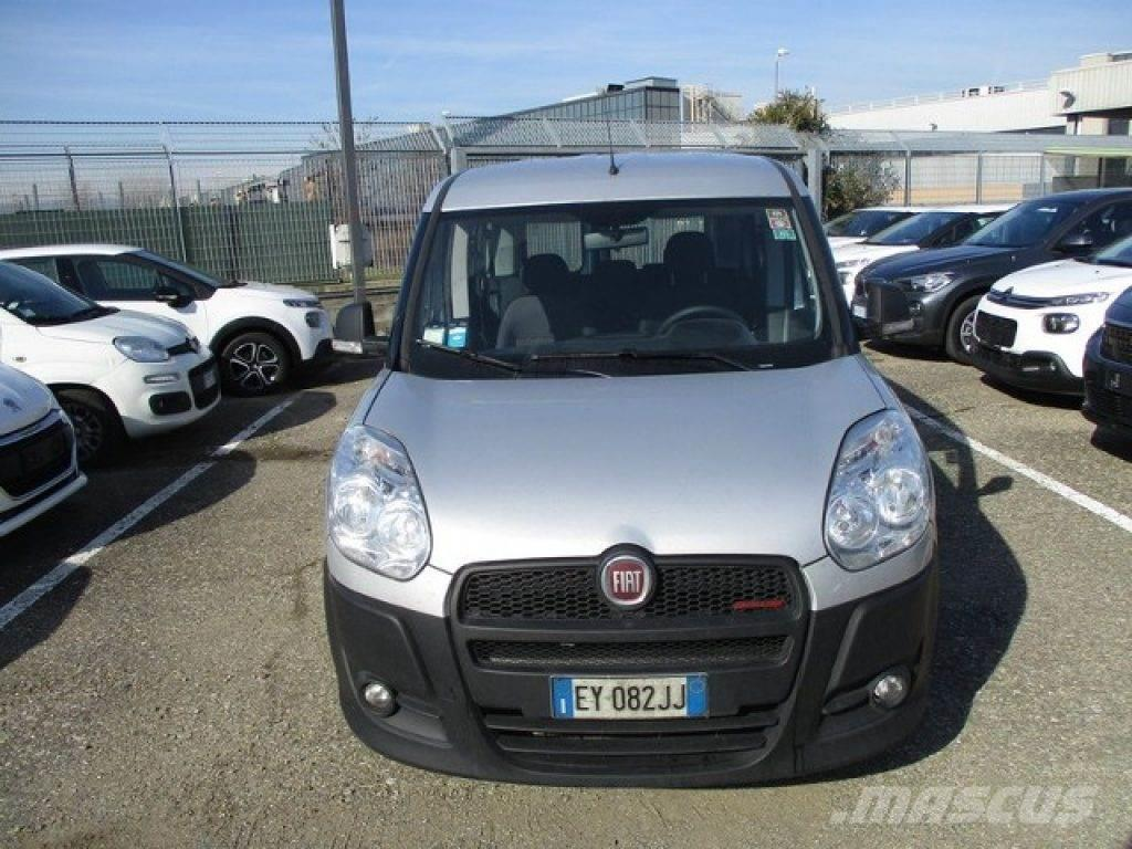 fiat doblo occasion prix 10 200 voiture fiat doblo vendre mascus france. Black Bedroom Furniture Sets. Home Design Ideas