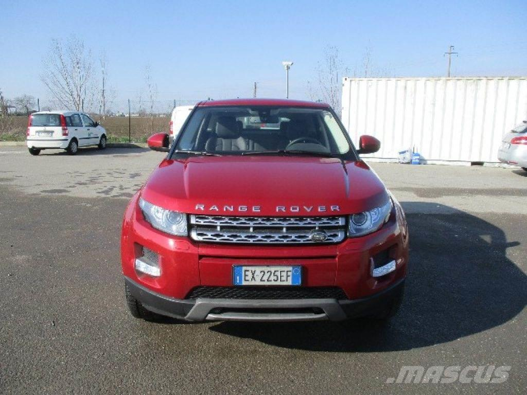 land rover range rover evoque preis pkws. Black Bedroom Furniture Sets. Home Design Ideas