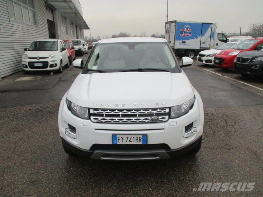 Land Rover Range Evoque