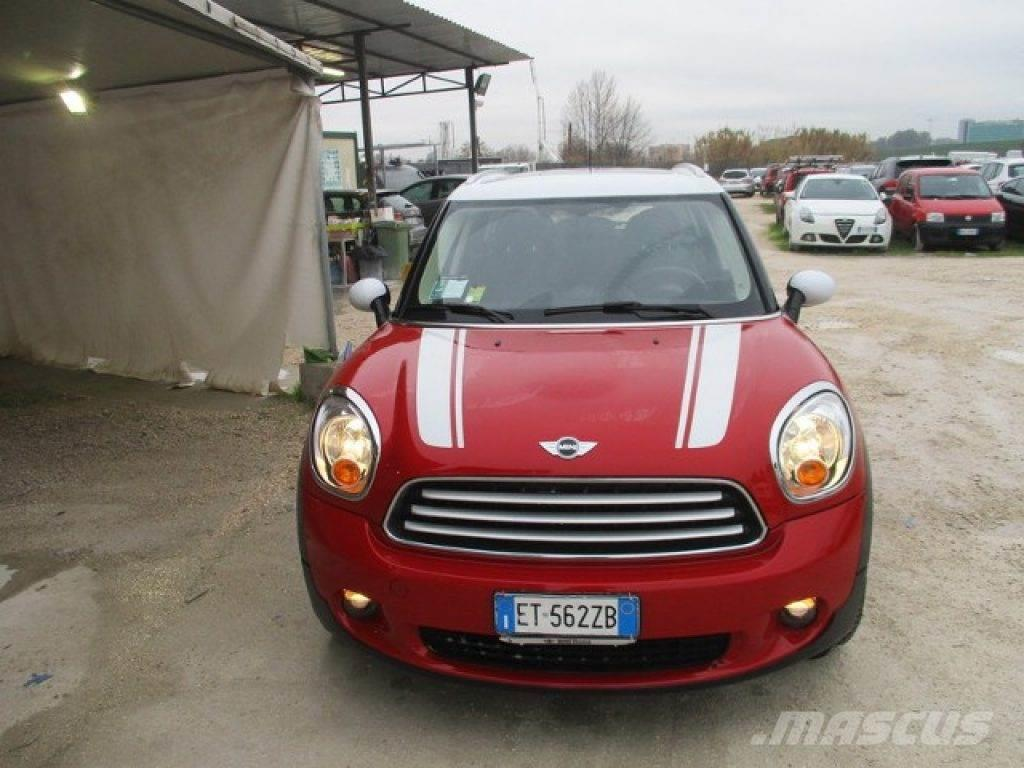Mini Cooper D Automobiles Suvs
