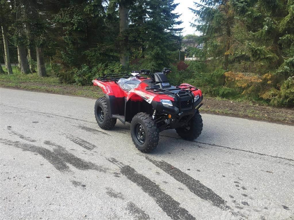 Honda TRX 420 FE
