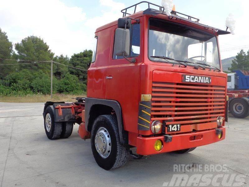 Scania LB141