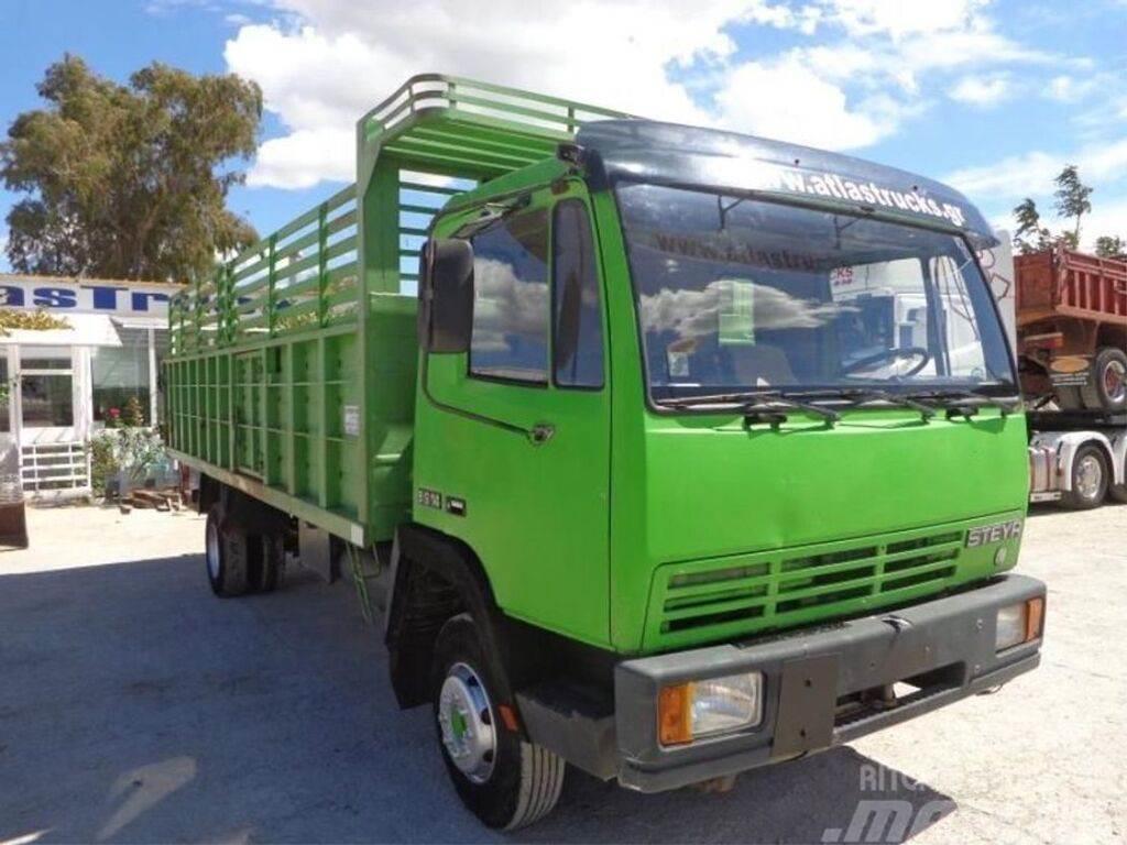 Steyr truck - open body truck - dump truck