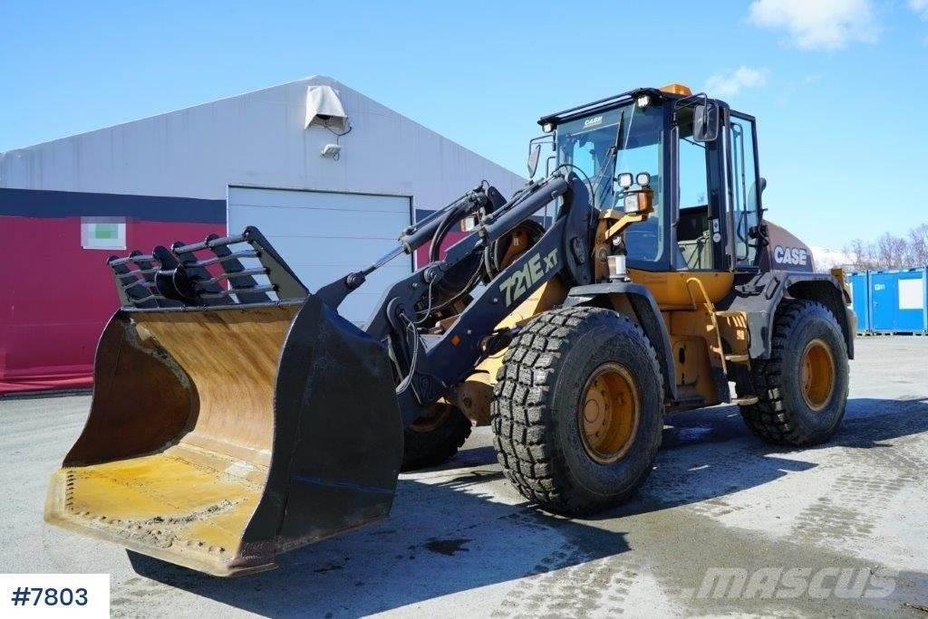 CASE 721E only 5000 hours