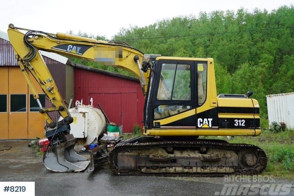 Caterpillar 312BL