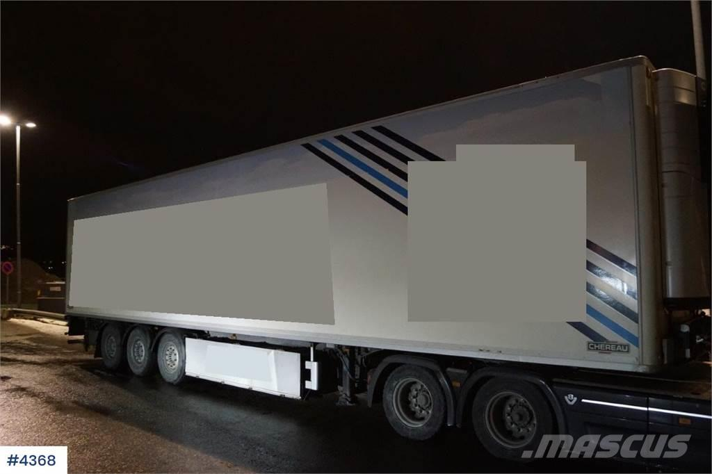 Chereau Thermotralle m/ 3 temp og lift