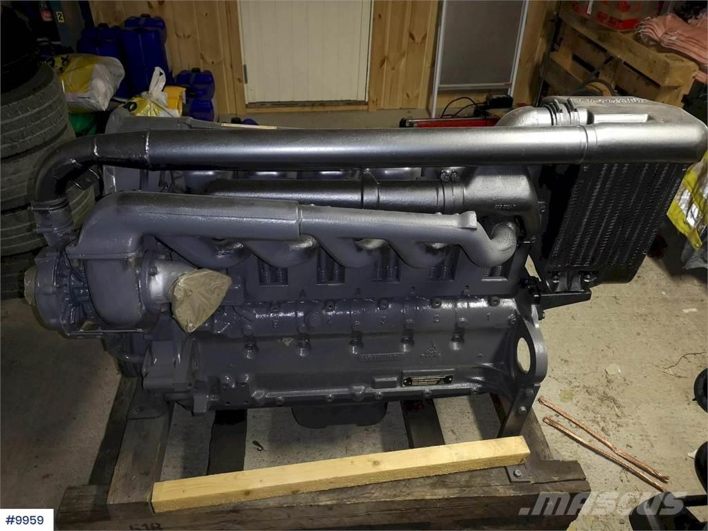 Deutz BF6L913 engine, newly refurbished