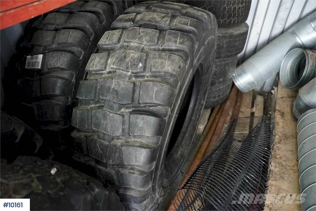 Duratough ETLT 17.5R25 tires for wheel loaders