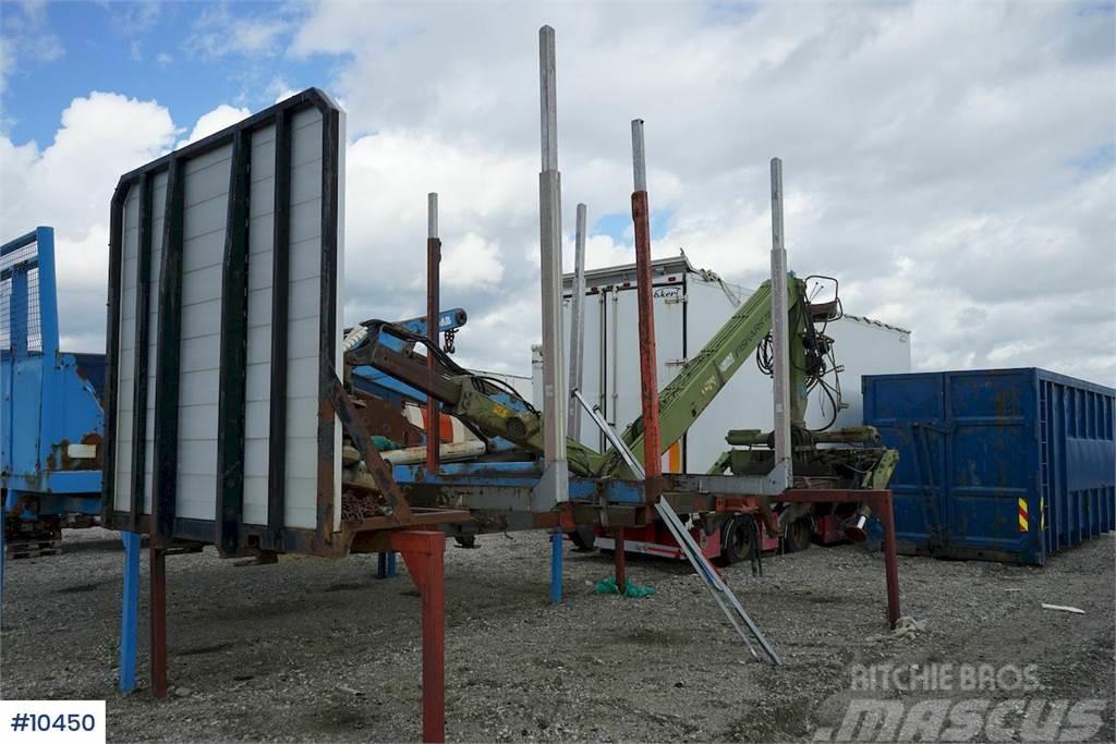 Fiskars Timber crane w / build