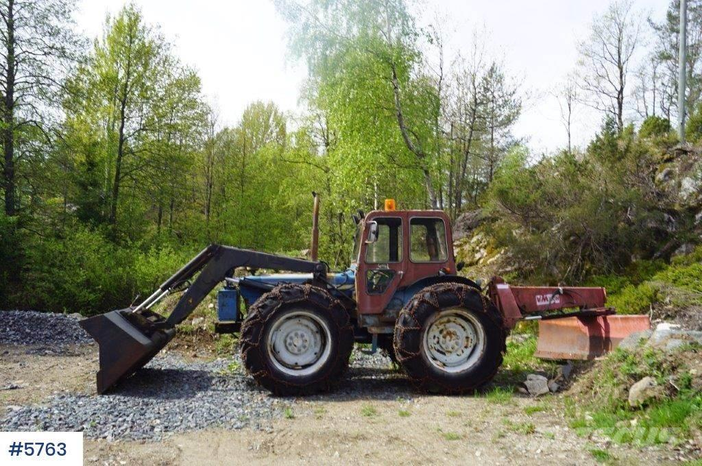 Ford County super 4 w/front loader WATCH VIDEO
