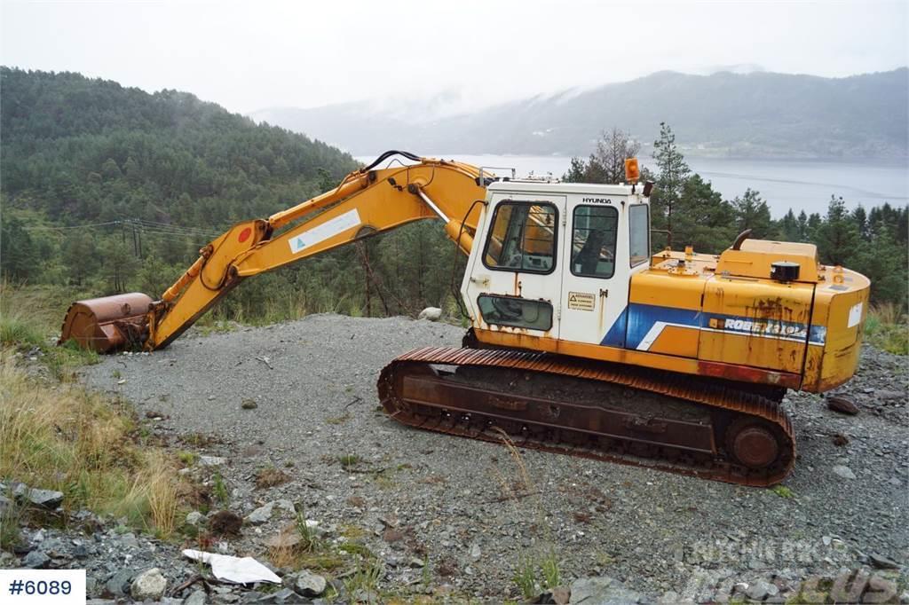 Hyundai Robex 210LC