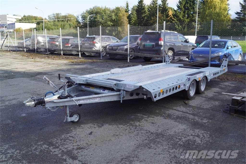 Ifor Williams CT177G car trailer