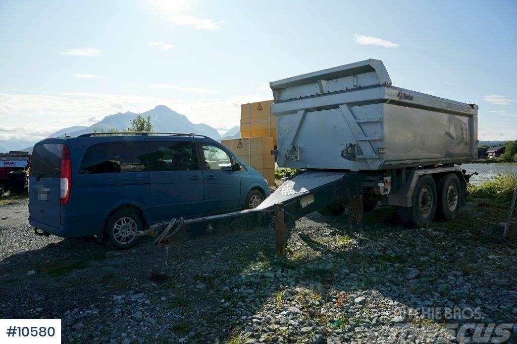Istrail 2 axle trailer
