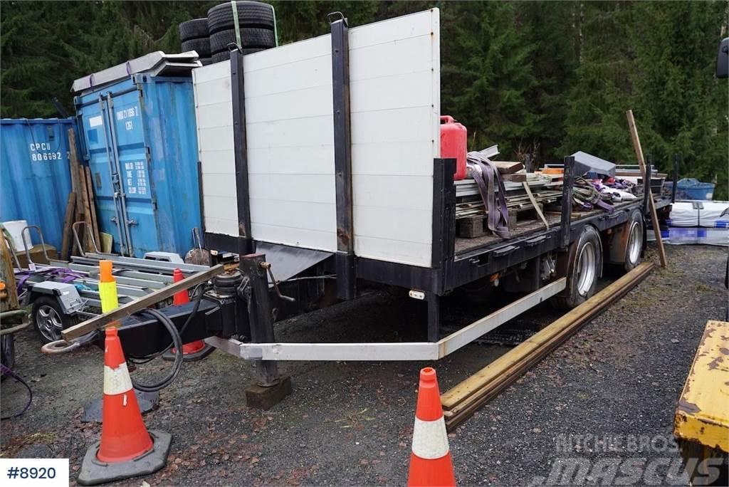 Istrail trailer
