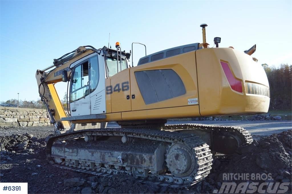 Liebherr 946SHD Excavator WATCH VIDEO