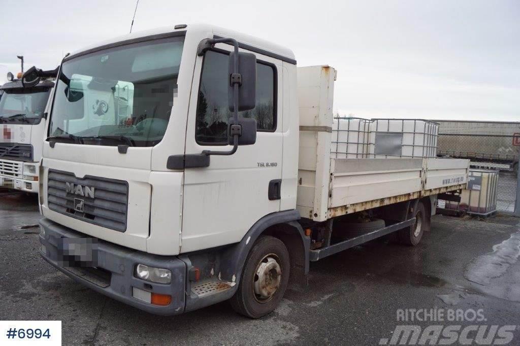 MAN 8.180 4x2 truck