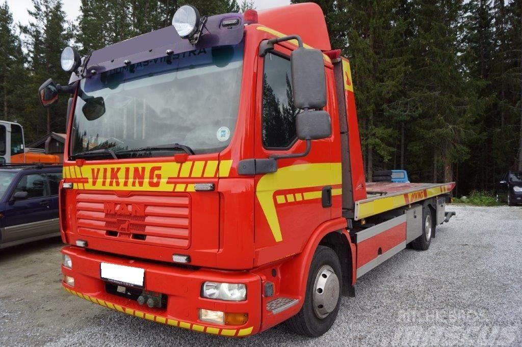 MAN TGL8. 210 tow truck