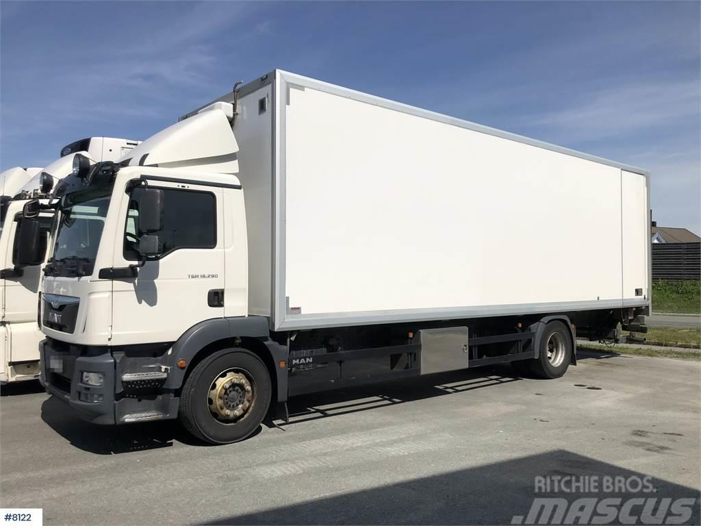 MAN TGM box truck (euro 6)