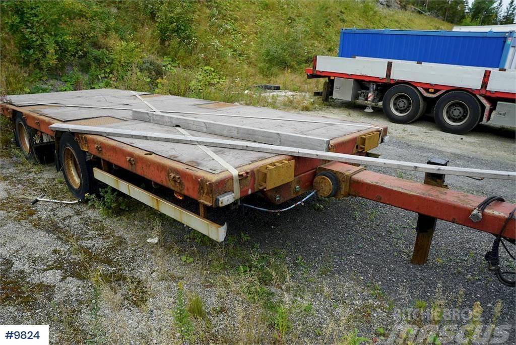Maur trailer